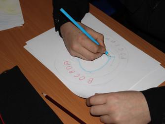 Конкурс рисунков среди членов ВТОРОГО ЭКИПАЖА юных матросов-спасателей в музее ВОСВОД