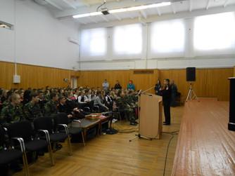 Визит в МОУ «Средняя школа-лицей № 9