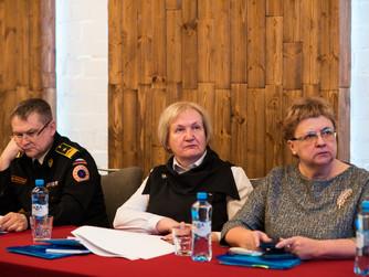 Заседание бассейнового совета Нижневолжского бассейнового округа