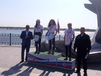 Открытие Первенства г.Волгограда по триатлону