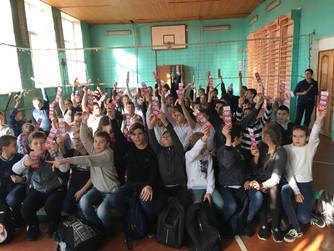 Профилактическая беседа в МОУ Гимназия г. Краснослободска