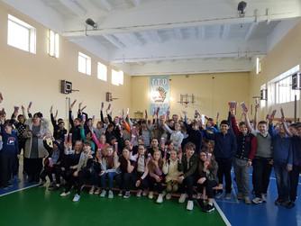Профилактическая беседа в школе №56 г. Петров Вал