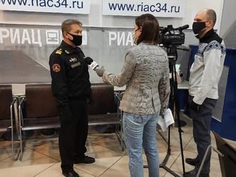 Защита проектов в РИАЦ г.Волгоград