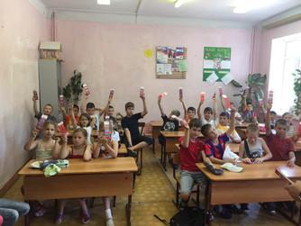 Безопасное поведение на водных объектах МОУ «Средняя школа № 10»