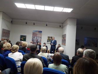 Совещание Общественной палаты г. Волжского