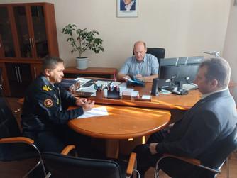 Подписание соглашения о взаимодействии и сотрудничестве с ВГСПУ