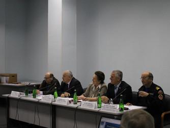 Итоговое совещание профильных структур по итогам 2019 года