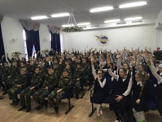 Профилактическая беседа в «Православной епархиальной классической гимназии «Умиление»