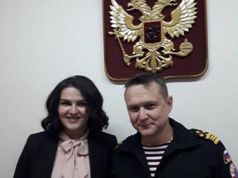 Встреча с депутатом госдумы Анной Александровной Кувычко