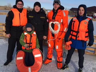 Соревнования по рыбной ловле в г. Волжском