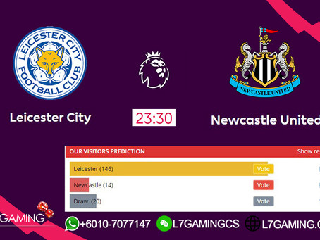 29 SEPTEMBER 2019 English Premier League : Leicester vs Newcastle