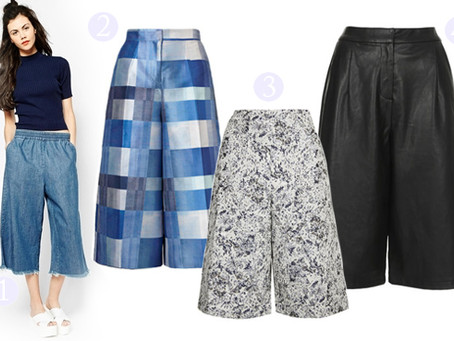 Style Your Way Through Culottes – The Most Versatile Piece Of Clothing!