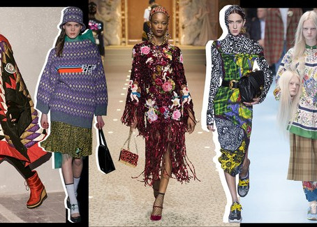 Milan Fashion Week : The 5 Best Collections From Milan Fashion Week
