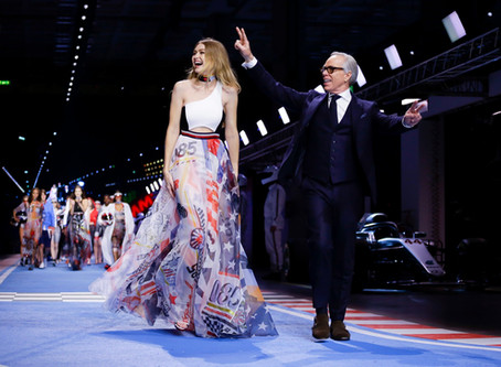 Milan Fashion Week :  Tommy Hilfiger drives fresh interest with motor racing