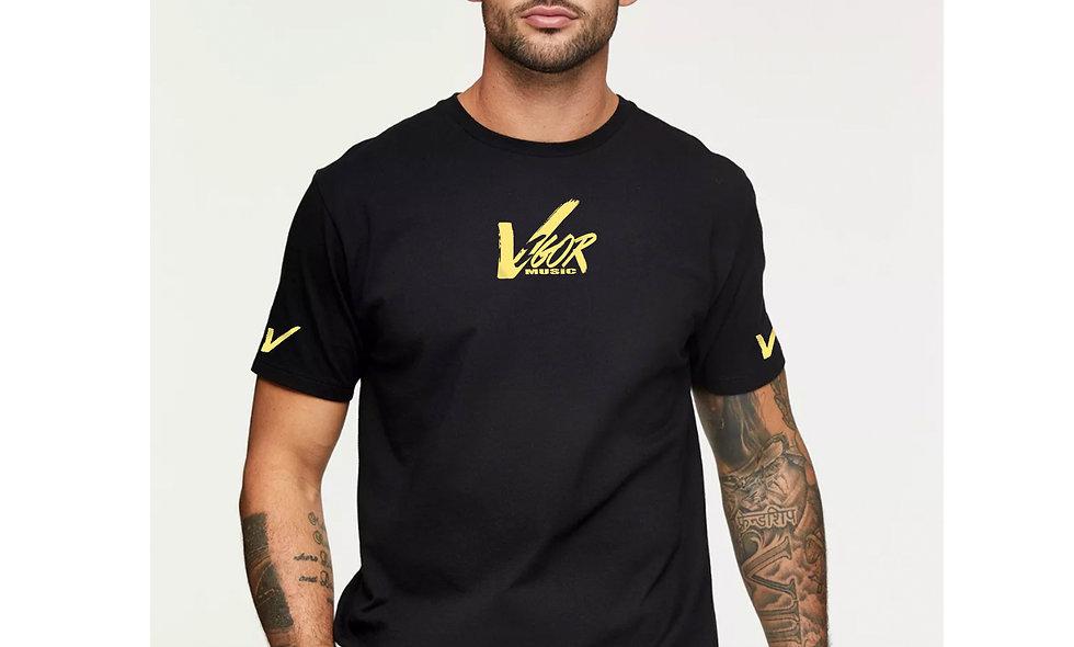 Black Vigor Music T-Shirt