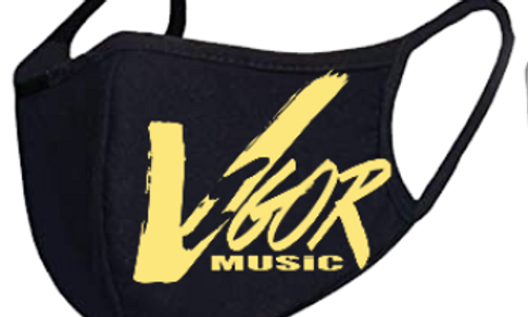 Vigor Music Face Masks