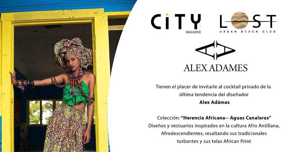"""Invitación Evento de Clausura """"COUTURE PANAMA"""" - abierto al público"""