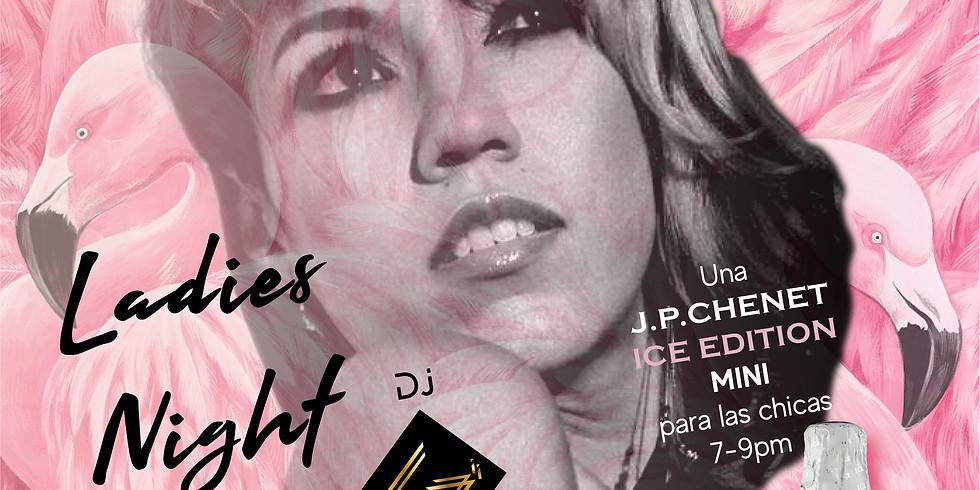 LADIES NIGHT with DJ GIGI