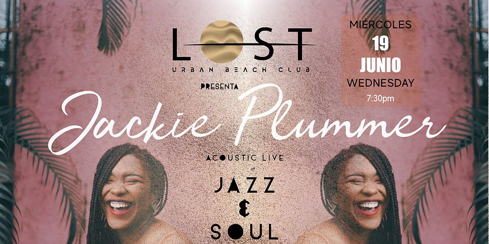 Live with Jackie Plummer !