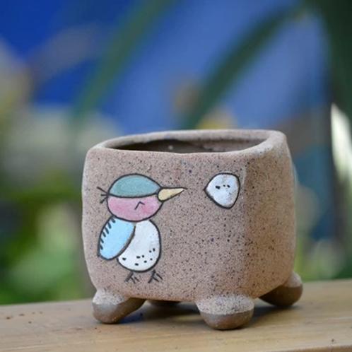 Cute_chatty_bird Pot