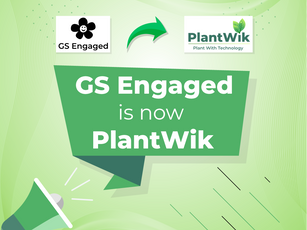 GS Engaged is now PlantWik