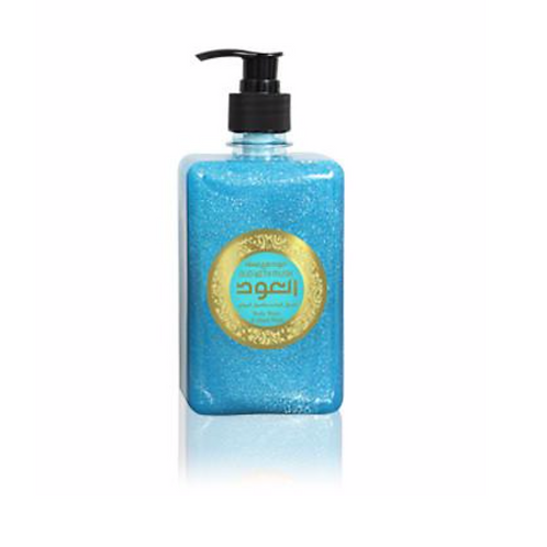 MUSK WITH OUD LIQUID SOAP 17OZ 500ML