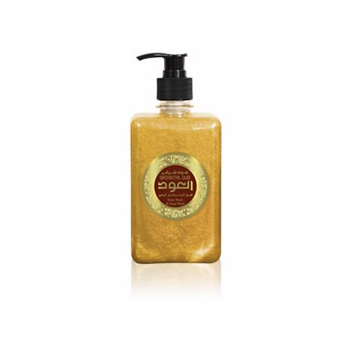 ORIENTAL OUD LIQUID SOAP 17OZ 500ML