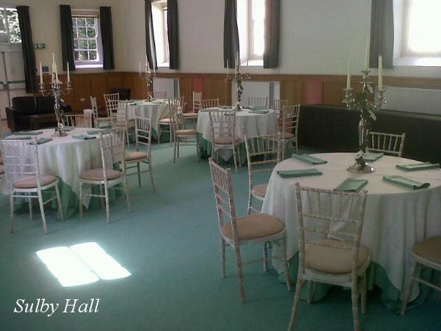 sulby hall
