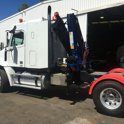 used PM 125-24 recertified