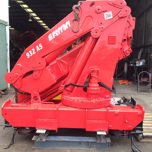 32 metre tonne used ferrari