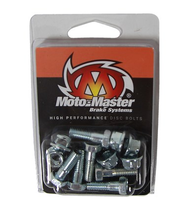 Moto Master Front Disc Bolts CR125/250/500 95-