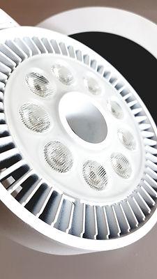 Einbauleuchte Disc-S-EVO LED  32W / 840,  sehr hell, Eifach-Luege.ch