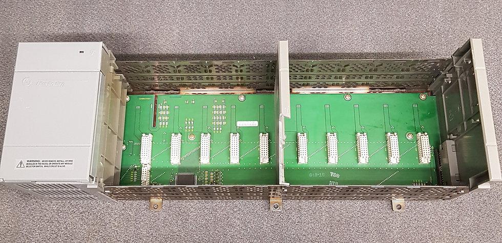 AB-Zehn Slot Rack & Netzteil