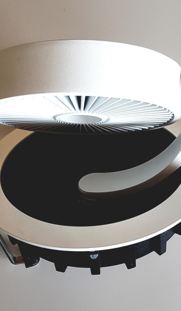 Disc S EVO LED Einbauleuchte