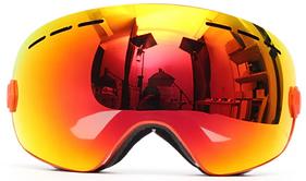 Boarderbrille für Schnee