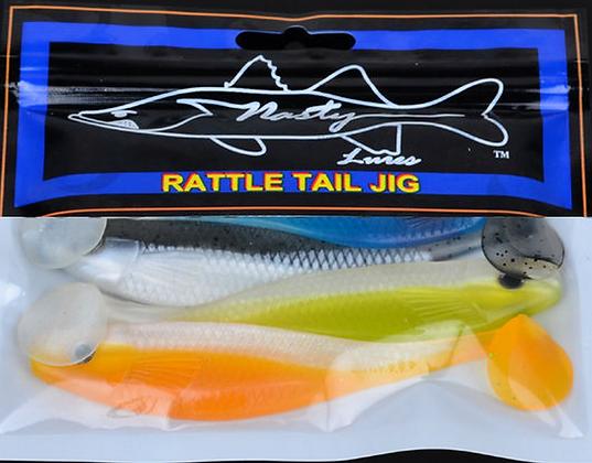 Soft Fisch - 6 Stück - Proberos - 11.5cm