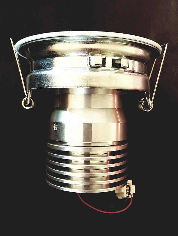 LED Einbaustrahler, rund, in weiss, 12V , eifach-luege.ch