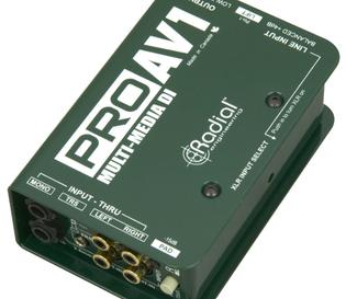 Radial PRO AV1 - Engineering