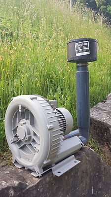 Druck und Vacuum Leistung bei diesem Typ fast identisch, schauen bei Eifach-Luege.ch