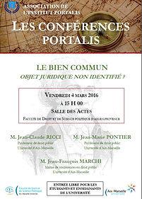 Conférence Portalis | Oubli et Droit