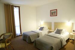 Hôtel avec parking privé à Béziers