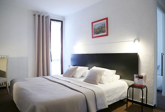 Hôtel proche des allées Paul Riquet à Béziers