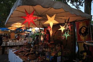 Les marchés nocturnes