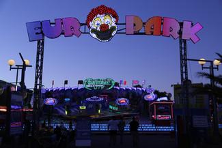 le Lunapark des vacances