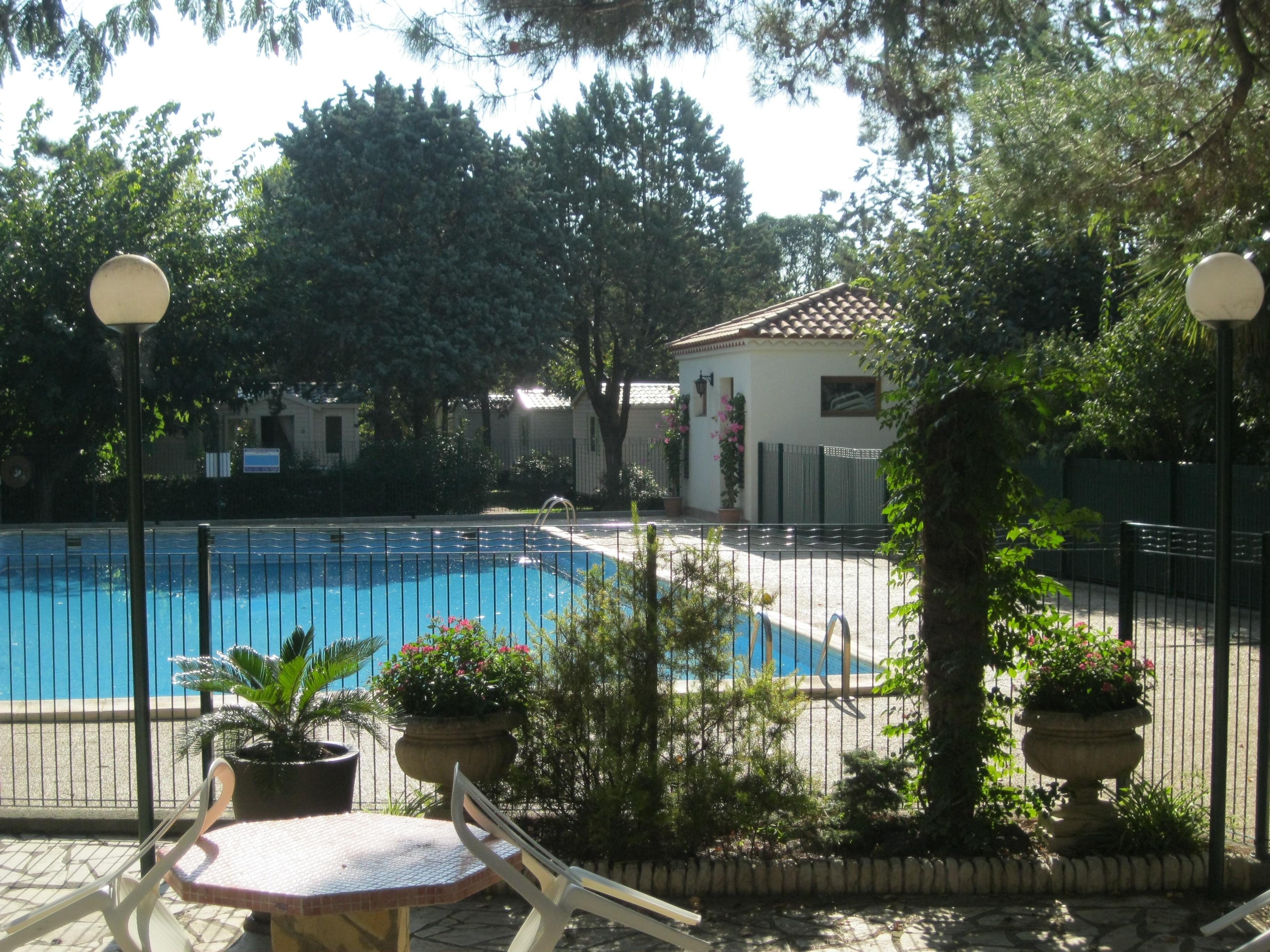 Camping calme, visite du Languedoc