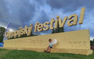 Na Olympijský festival do Prahy a Brna