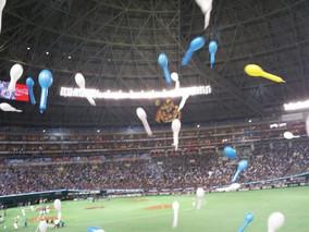 野球観戦:福岡ソフトバンクホークス