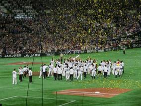 ソフトバンクホークス、日本一おめでとう!!