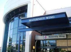 Maternité - suivi de chantier