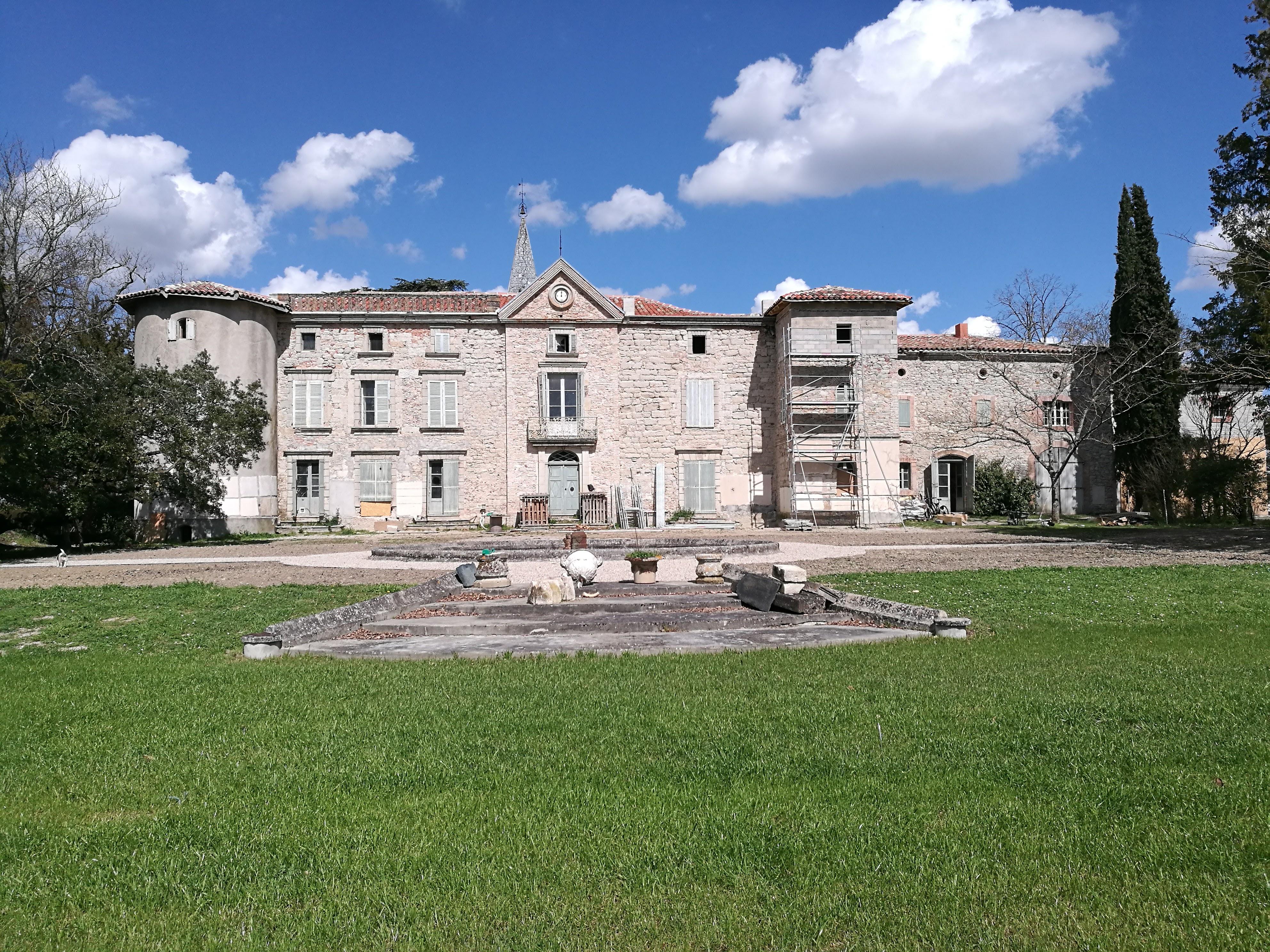 Rénovation de Château